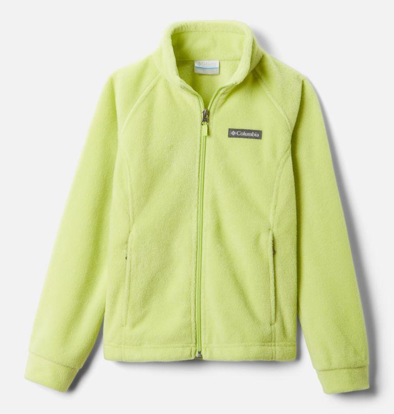 Benton Springs™ Fleece | 307 | XS Girls' Benton Springs™ Fleece Jacket, Voltage, front