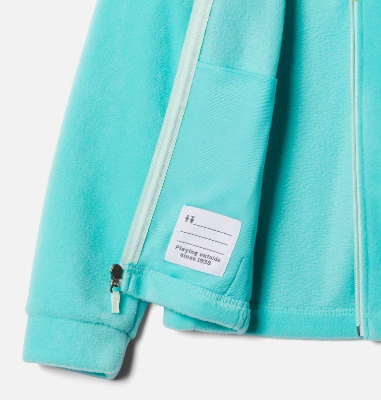 Benton Springs™ Fleece | 356 | M Girls' Benton Springs™ Fleece Jacket, Dolphin, Sea Ice, a1
