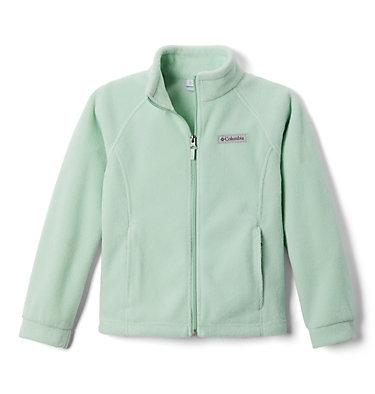 Girls' Benton Springs™ Fleece Jacket Benton Springs™ Fleece   667   XL, New Mint, front