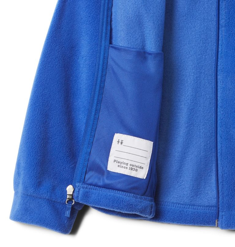 Benton Springs™ Fleece   410   L Girls' Benton Springs™ Fleece Jacket, Lapis Blue, a1