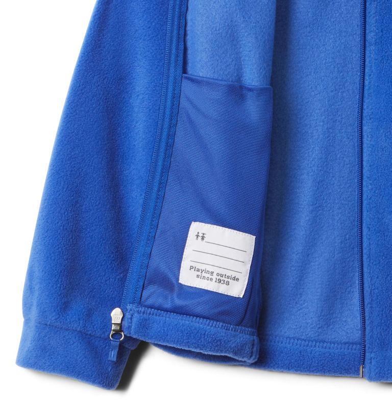 Benton Springs™ Fleece | 410 | S Girls' Benton Springs™ Fleece Jacket, Lapis Blue, a1