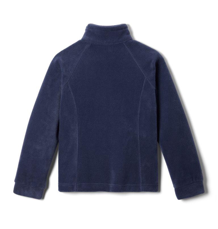 Benton Springs™ Fleece | 466 | XXS Girls' Benton Springs™ Fleece Jacket, Nocturnal, back
