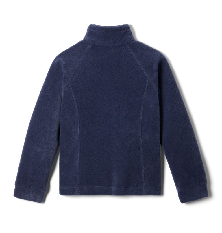 Benton Springs™ Fleece   466   S Girls' Benton Springs™ Fleece Jacket, Nocturnal, back