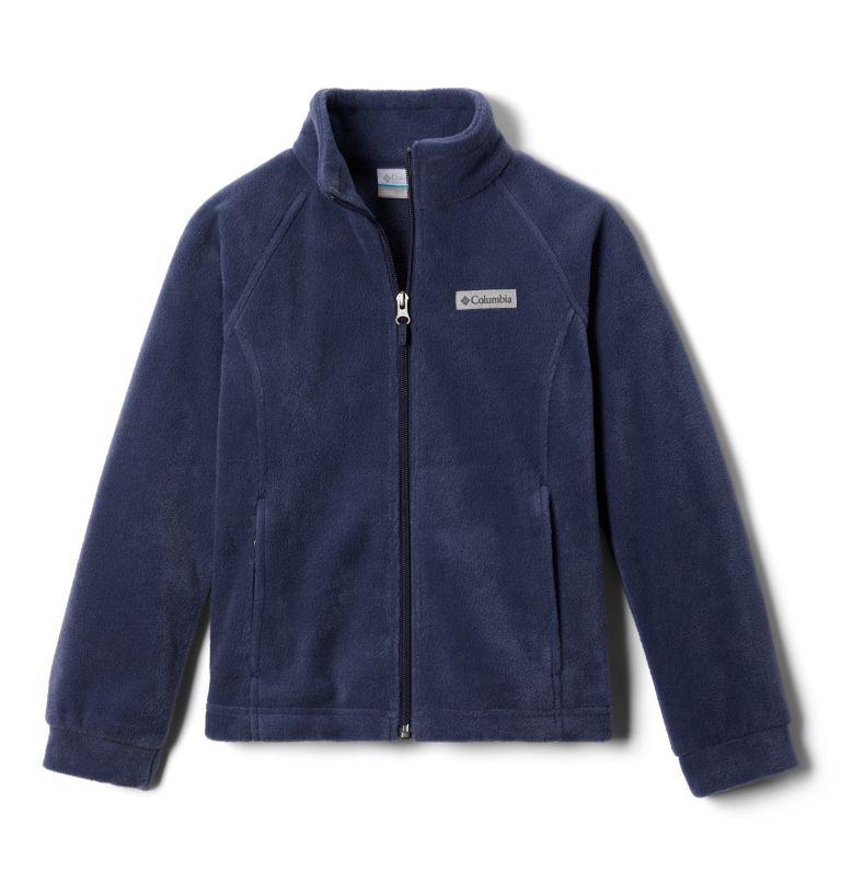 Benton Springs™ Fleece   466   S Girls' Benton Springs™ Fleece Jacket, Nocturnal, front