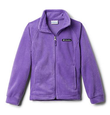 Girls' Benton Springs™ Fleece Jacket Benton Springs™ Fleece   667   XL, Grape Gum, 3/4 front