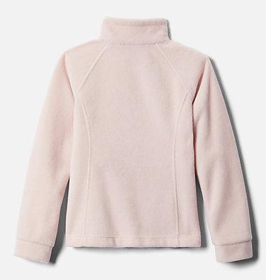 Girls' Benton Springs™ Fleece Jacket Benton Springs™ Fleece   667   XL, Mineral Pink, back