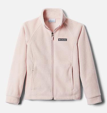 Girls' Benton Springs™ Fleece Jacket Benton Springs™ Fleece   667   XL, Mineral Pink, front