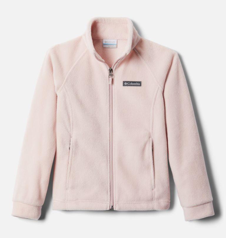 Benton Springs™ Fleece | 618 | XS Girls' Benton Springs™ Fleece Jacket, Mineral Pink, front
