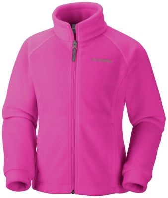 sneakers limited guantity wholesale online Girls Benton Springs Zip Up Fleece Jacket | Columbia.com