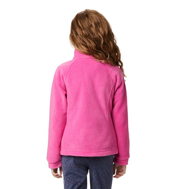Benton Springs™ Fleece | 695 | XXS Girls' Benton Springs™ Fleece Jacket, Pink Ice, a3