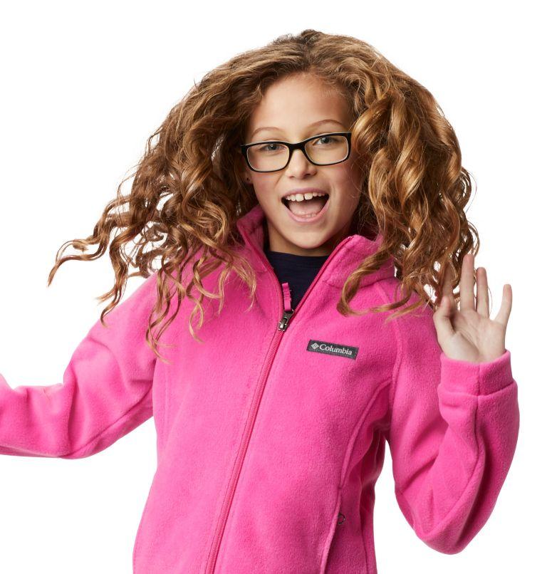 Benton Springs™ Fleece | 695 | S Girls' Benton Springs™ Fleece Jacket, Pink Ice, a5
