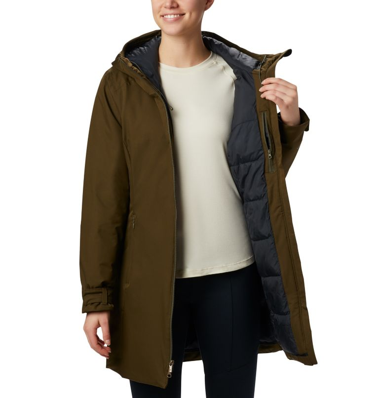 Autumn Rise™ Mid Jacket | 319 | XS Giacca Autumn Rise™ Mid da donna, Olive Green, a1