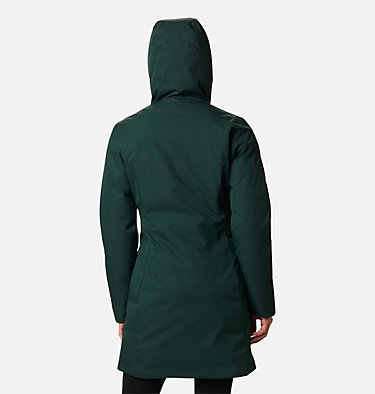 Women's Autumn Rise™ Mid Jacket Autumn Rise™ Mid Jacket | 010 | M, Spruce, back