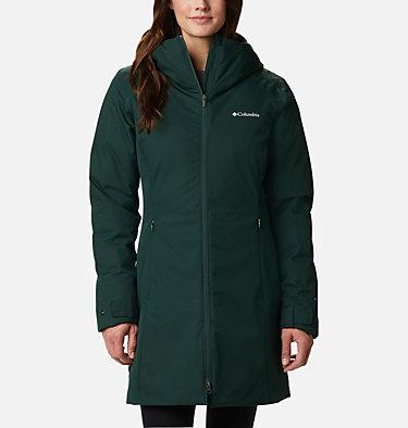 Women's Autumn Rise™ Mid Jacket Autumn Rise™ Mid Jacket | 010 | M, Spruce, front