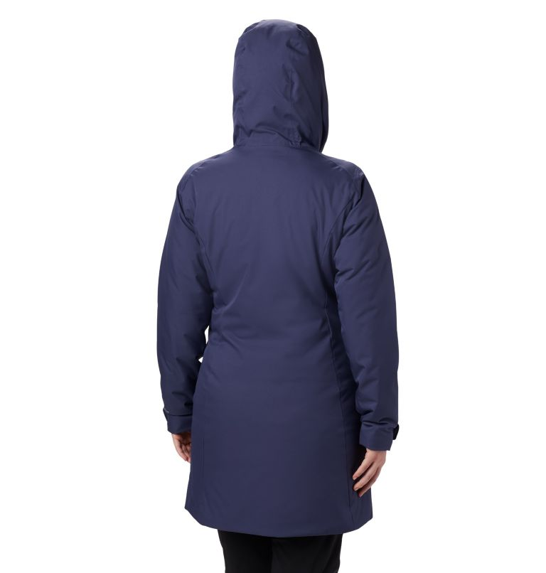 Autumn Rise™ Mid Jacket | 466 | XS Giacca Autumn Rise™ Mid da donna, Nocturnal, back