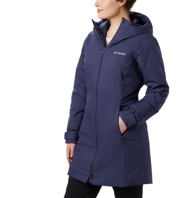 Autumn Rise™ Mid Jacket | 466 | XS Giacca Autumn Rise™ Mid da donna, Nocturnal, front