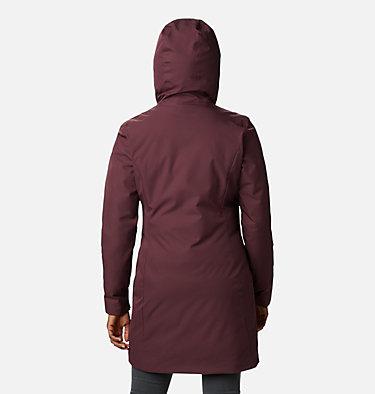 Women's Autumn Rise™ Mid Jacket Autumn Rise™ Mid Jacket | 010 | M, Malbec, back