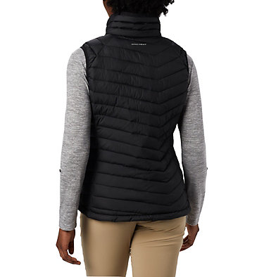 Powder Lite Weste für Frauen Powder Lite™ Vest | 011 | XS, Black, back