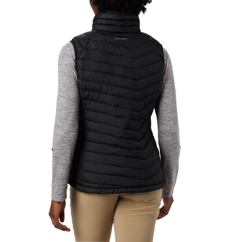 Women's Powder Lite™ Vest Women's Powder Lite™ Vest, back