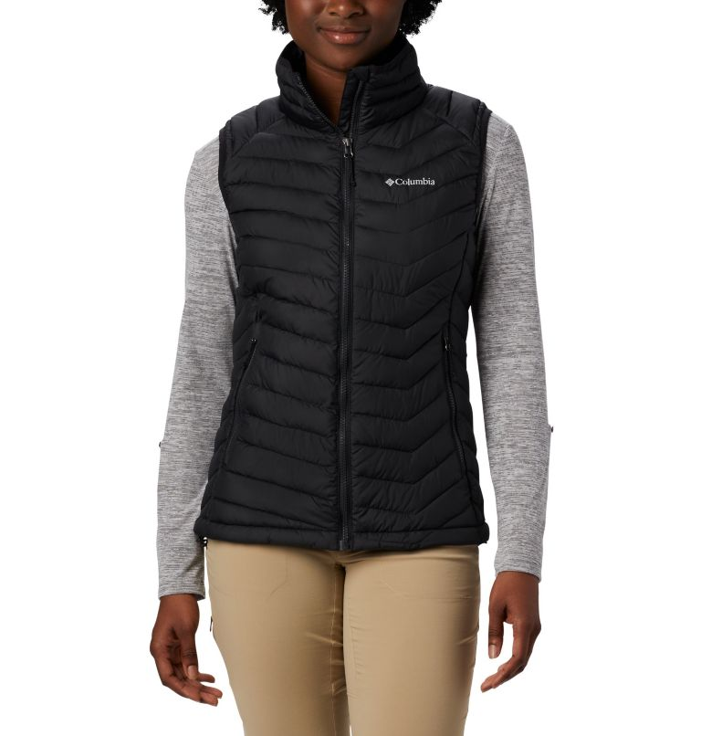 Women's Powder Lite™ Vest Women's Powder Lite™ Vest, front
