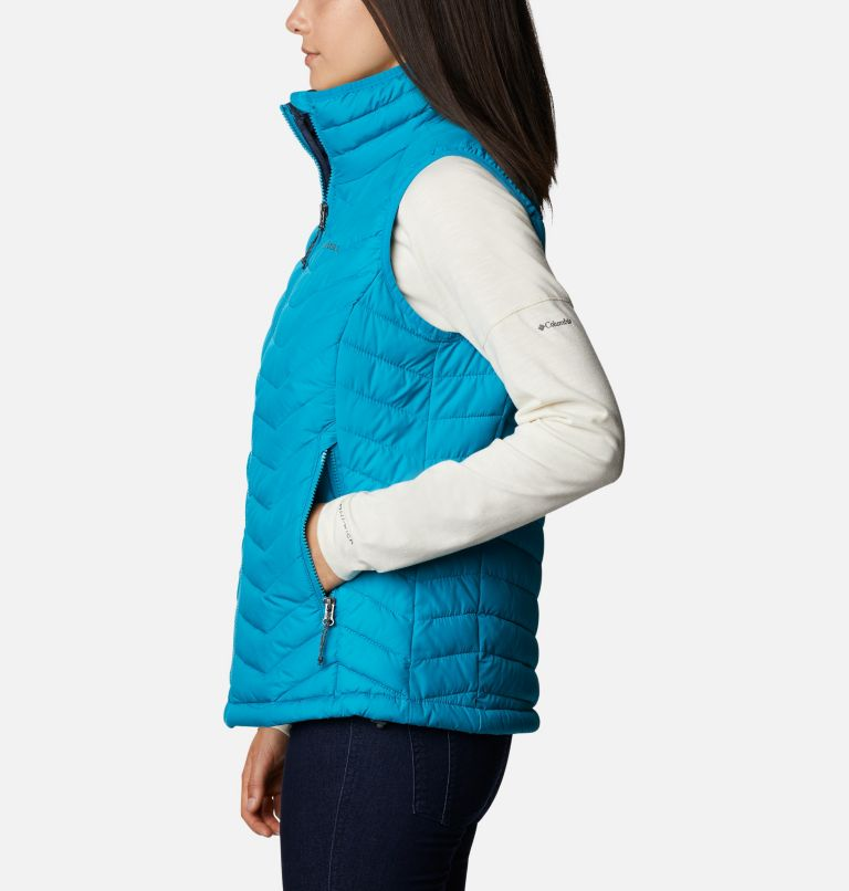 Powder Lite™ Vest | 462 | S Gilet Powder Lite da donna, Fjord Blue, a1