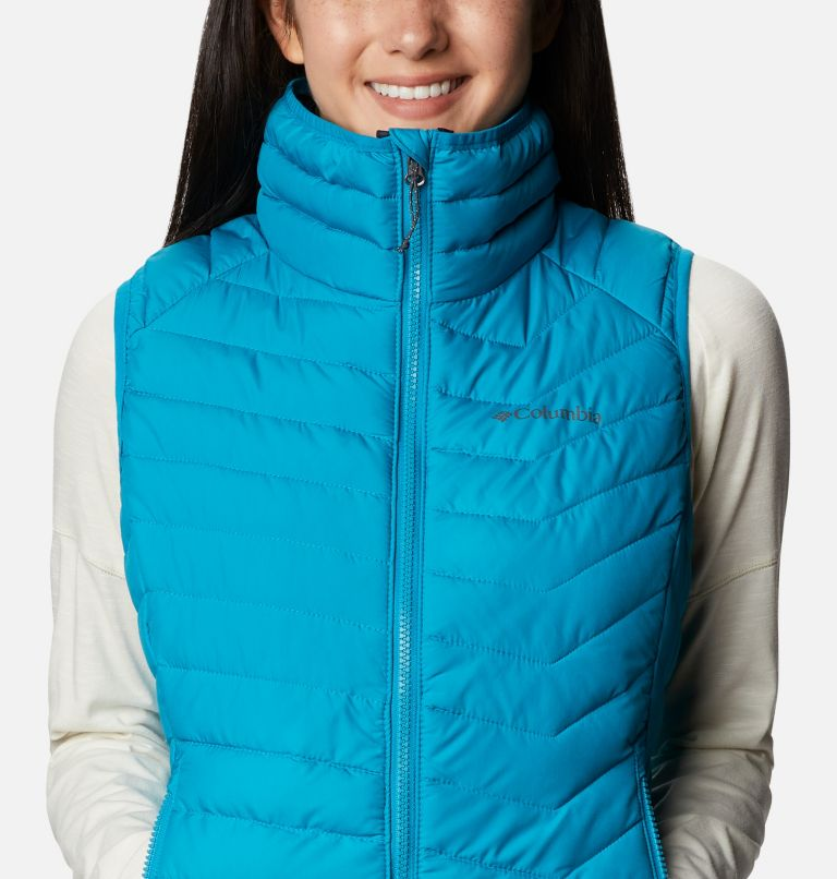 Powder Lite™ Vest | 462 | S Gilet Powder Lite da donna, Fjord Blue, a2