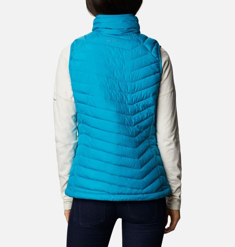 Powder Lite™ Vest | 462 | M Gilet Powder Lite da donna, Fjord Blue, back