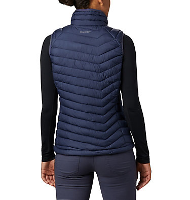 Powder Lite Weste für Frauen Powder Lite™ Vest | 011 | XS, Nocturnal, back