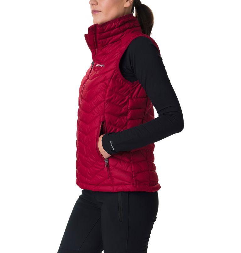 Powder Lite™ Vest | 607 | S Gilet Powder Lite™ da donna, Beet, a1