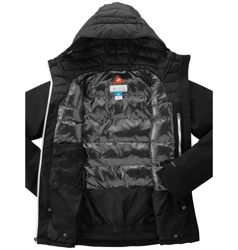 Women's Salcantay™ Hooded Jacket Women's Salcantay™ Hooded Jacket, a2