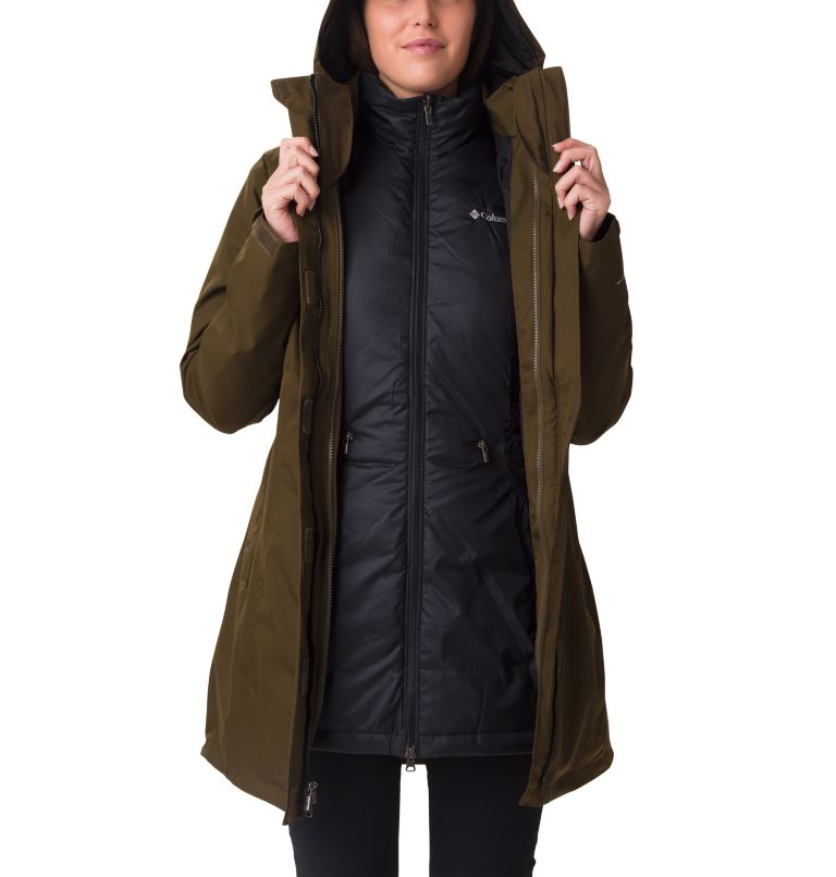 Women's Salcantay™ Long Interchange Jacket  Women's Salcantay™ Long Interchange Jacket , a2