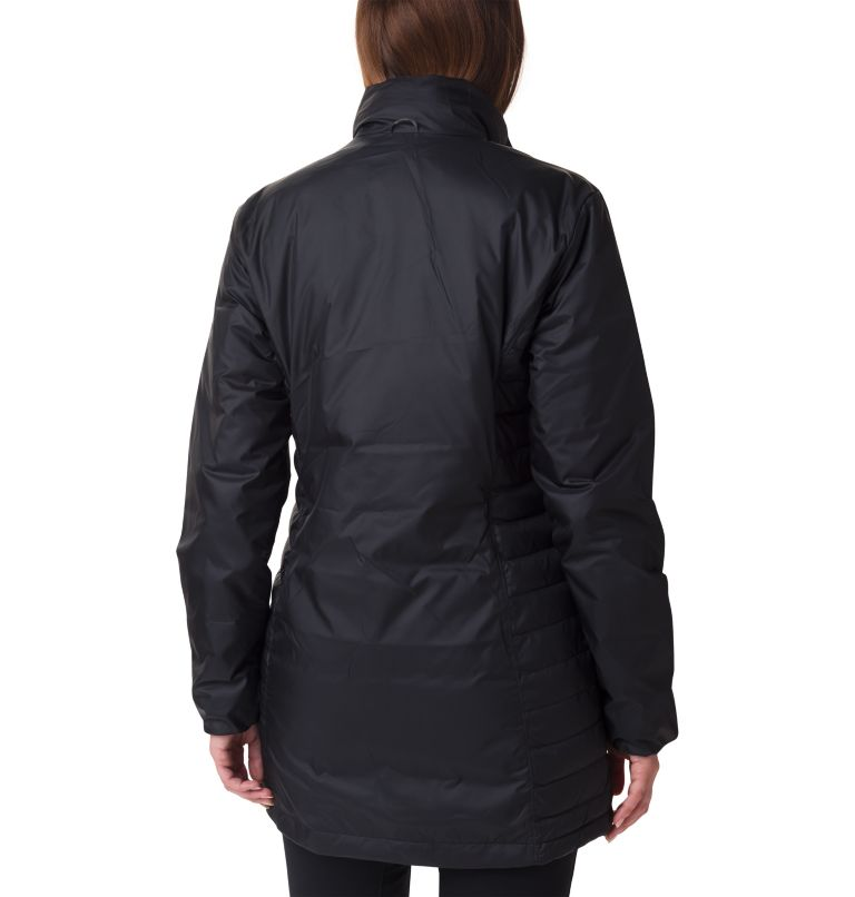 Women's Salcantay™ Long Interchange Jacket  Women's Salcantay™ Long Interchange Jacket , a4