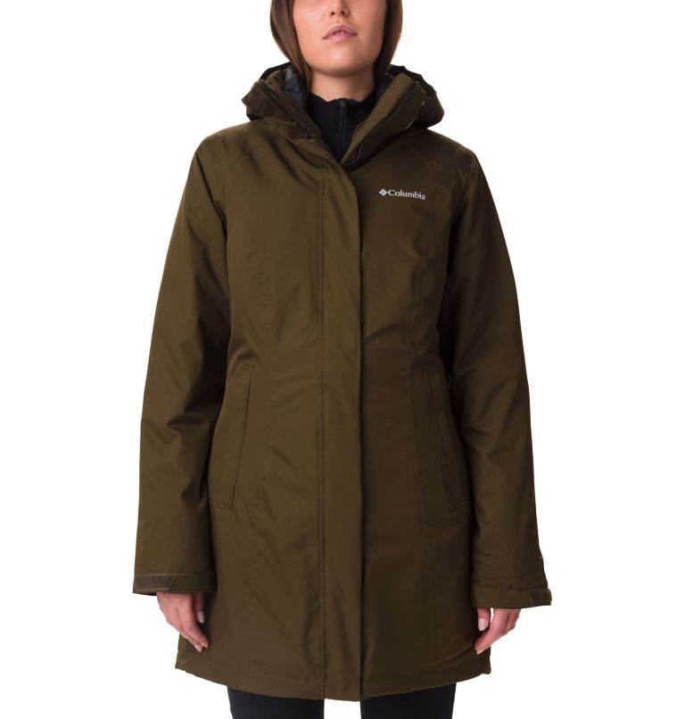 Women's Salcantay™ Long Interchange Jacket  Women's Salcantay™ Long Interchange Jacket , front