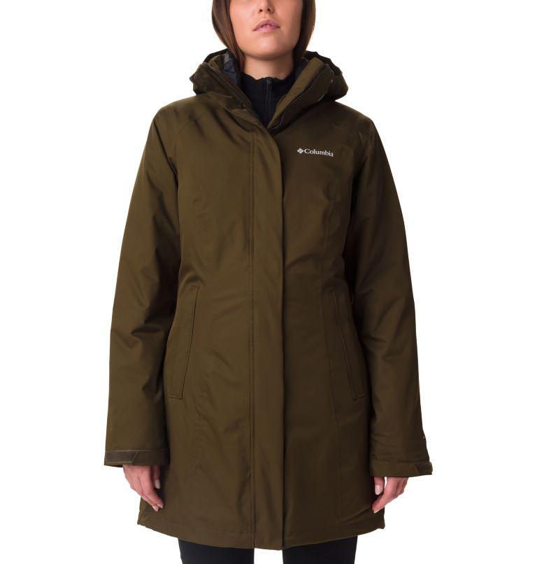 Salcantay™ Long 3-in-1 Jacke für Damen  Salcantay™ Long 3-in-1 Jacke für Damen , front