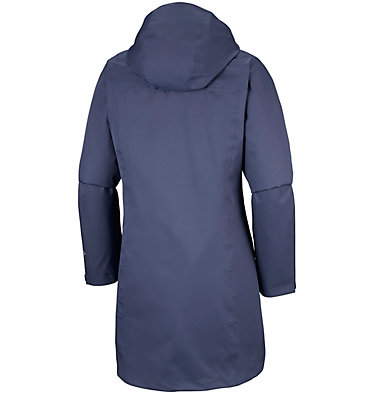 Women's Salcantay™ Long Interchange Jacket  , back