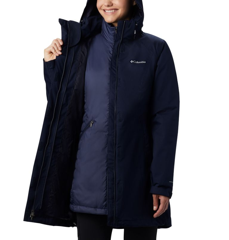Women's Salcantay™ Long Interchange Jacket  Women's Salcantay™ Long Interchange Jacket , a6