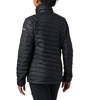 W Powder Lite™ Jacke für Damen Powder Lite™ Jacket | 575 | XS, Black, back