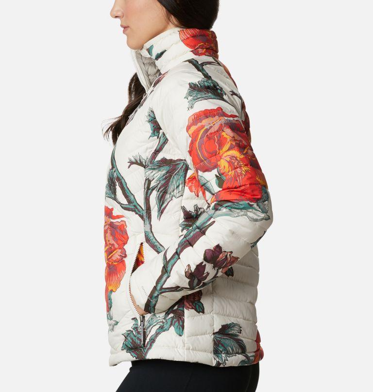 Powder Lite™ Jacket | 192 | M Veste isolée Powder Lite™ Femme, Chalk Botanica Print, a1