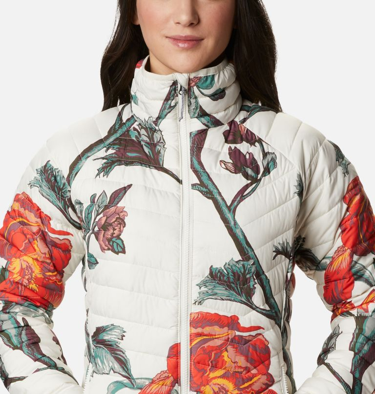 Powder Lite™ Jacket | 192 | M W Powder Lite™ Jacke für Damen, Chalk Botanica Print, a2