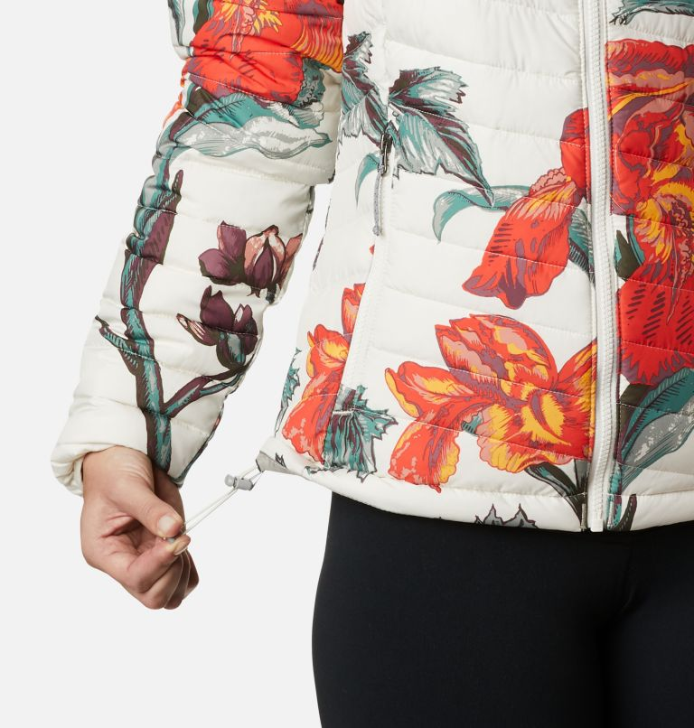Powder Lite™ Jacket | 192 | M W Powder Lite™ Jacke für Damen, Chalk Botanica Print, a4