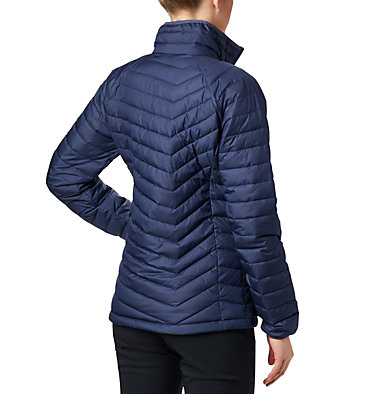 W Powder Lite™ Jacke für Damen Powder Lite™ Jacket | 575 | XS, Nocturnal, back