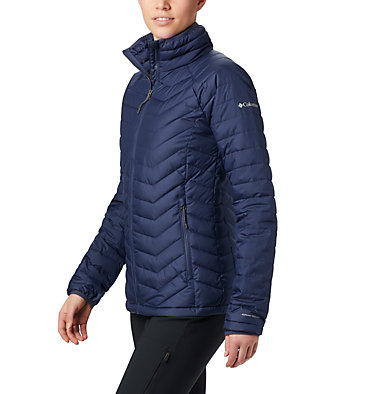 W Powder Lite™ Jacke für Damen Powder Lite™ Jacket | 575 | XS, Nocturnal, front