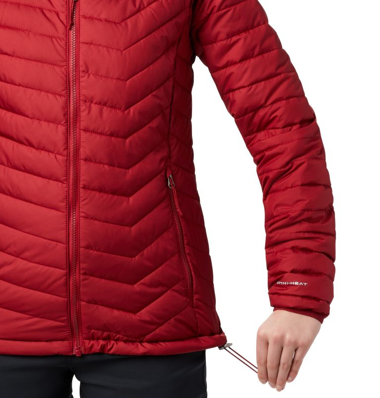 Powder Lite™ Jacket | 607 | XS Veste isolée Powder Lite™ Femme, Beet, a1