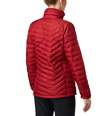 W Powder Lite™ Jacke für Damen Powder Lite™ Jacket | 575 | XS, Beet, back