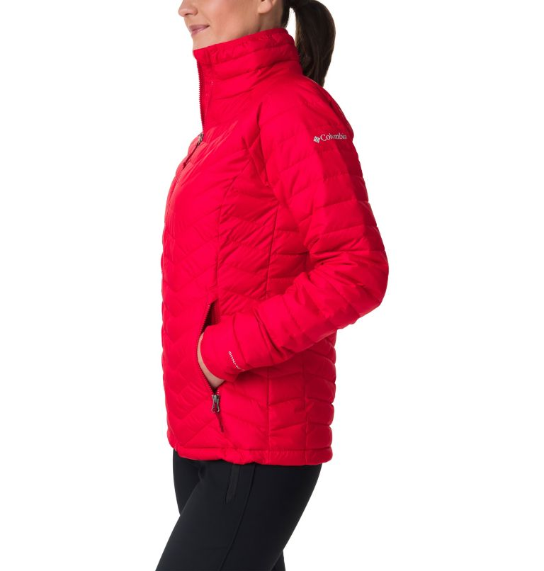 Powder Lite™ Jacket | 658 | L Veste isolée Powder Lite™ Femme, Red Lilly, a1