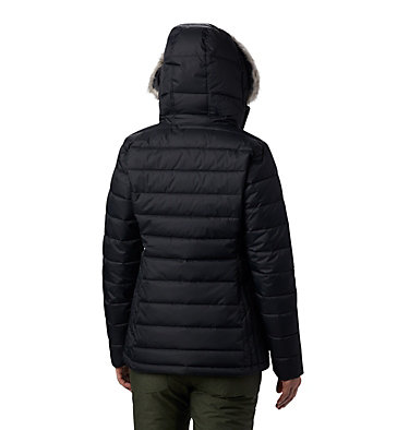 Ponderay™ Skijacke für Damen Ponderay™ Jacket | 101 | XL, Black, back