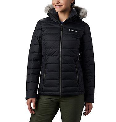 Ponderay™ Skijacke für Damen Ponderay™ Jacket | 101 | XL, Black, front