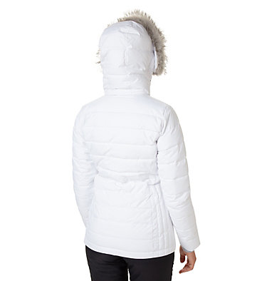Ponderay™ Skijacke für Damen Ponderay™ Jacket | 101 | XL, White, back