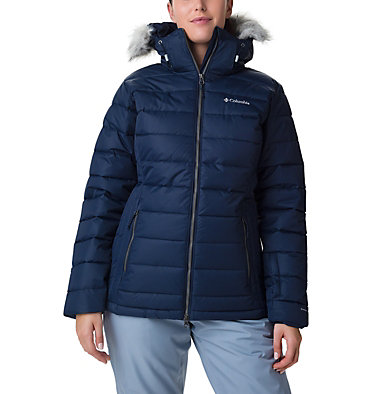 Ponderay™ Skijacke für Damen Ponderay™ Jacket | 101 | XL, Dark Nocturnal, front