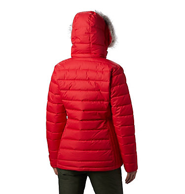 Ponderay™ Skijacke für Damen Ponderay™ Jacket | 101 | XL, Red Lily, back